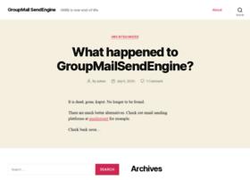 groupmailsendengine.com
