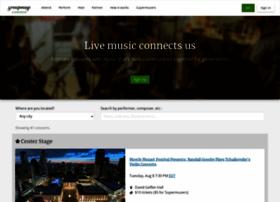 groupmuse.com