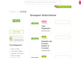 groupon.gutscheincodes.de