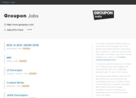 groupon.recruiterbox.com