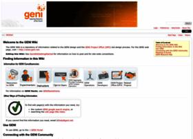groups.geni.net