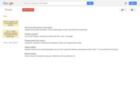 groups.google.com.gt