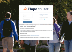 groups.hope.edu