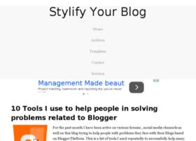 groups.stylifyyourblog.com