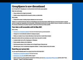 groupspaces.com