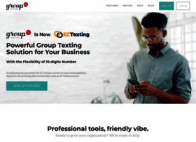 grouptexting.com