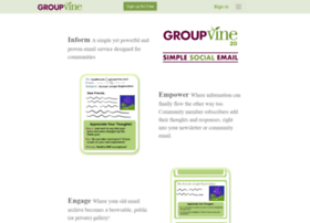 groupvine.com