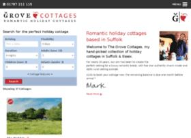 grove-cottages.com