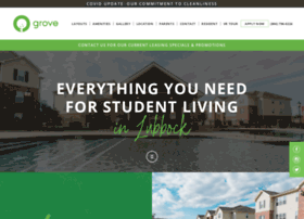 groveatlubbock.com