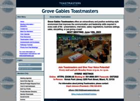 grovegables.toastmastersclubs.org