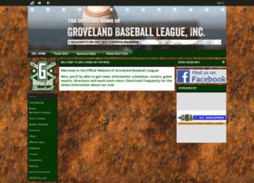 grovelandbaseball.org