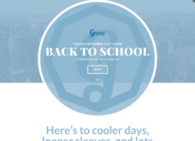 grovosbacktoschool.splashthat.com