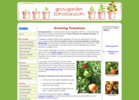 growgardentomatoes.com