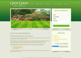 growgreenlawncarellc.com
