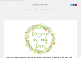 growingastheygrow.com