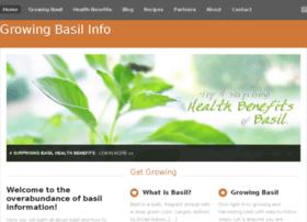 growingbasilinfo.com