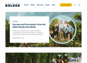 growingbolder.com