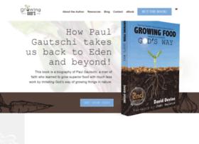 growingfoodgodsway.com