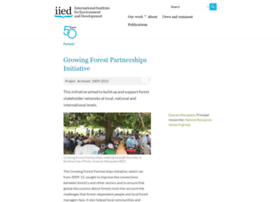 growingforestpartnerships.org