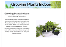 growingplantsindoors.com