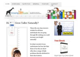growingtallerguide.com