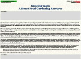 growingtaste.com