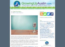 growingupaustin.com