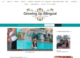 growingupbilingual.com