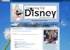 growingupdisney.com