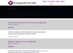 growingwiththeweb.com
