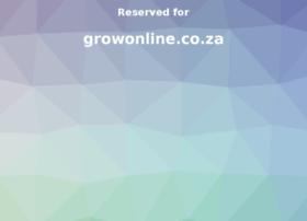 growonline.co.za