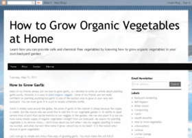 groworganicvegetables.blogspot.com