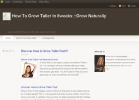 growtallersecrets.blog.com