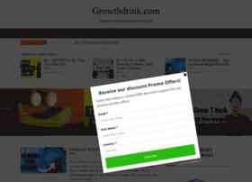 growthdrink.com