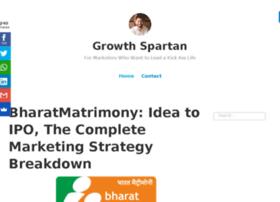 growthspartan.com