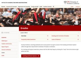 grs.usc.edu