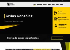 gruasgonzalez.com