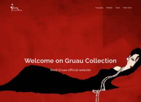 gruaucollection.com