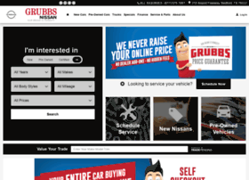 grubbsnissan.com