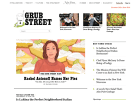 grubstreet.com