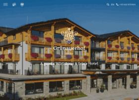 gruenauerhof.com