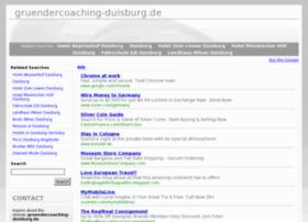 gruendercoaching-duisburg.de