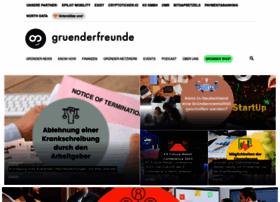 gruenderfreunde.de