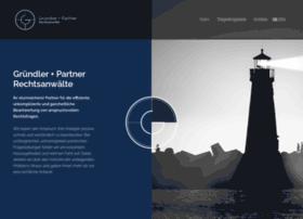 gruendler-partner.ch