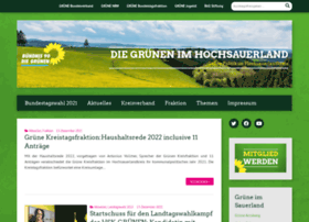 gruene-hsk.de