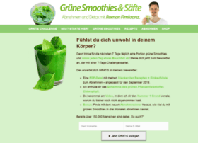 gruene-smoothies.info