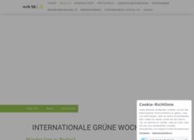 gruene-woche-beelitz.de