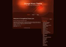 grungemusictheme.com