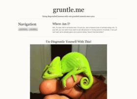 gruntle.me