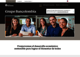 grupobancolombia.com
